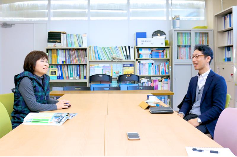vol.1</br>社会福祉法人翔の会様