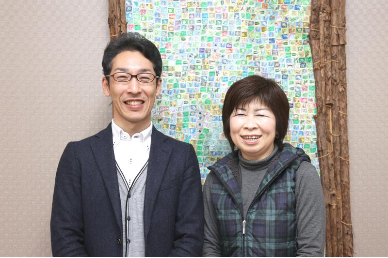 翔の会斎藤さん、弊社代表野田のツーショット