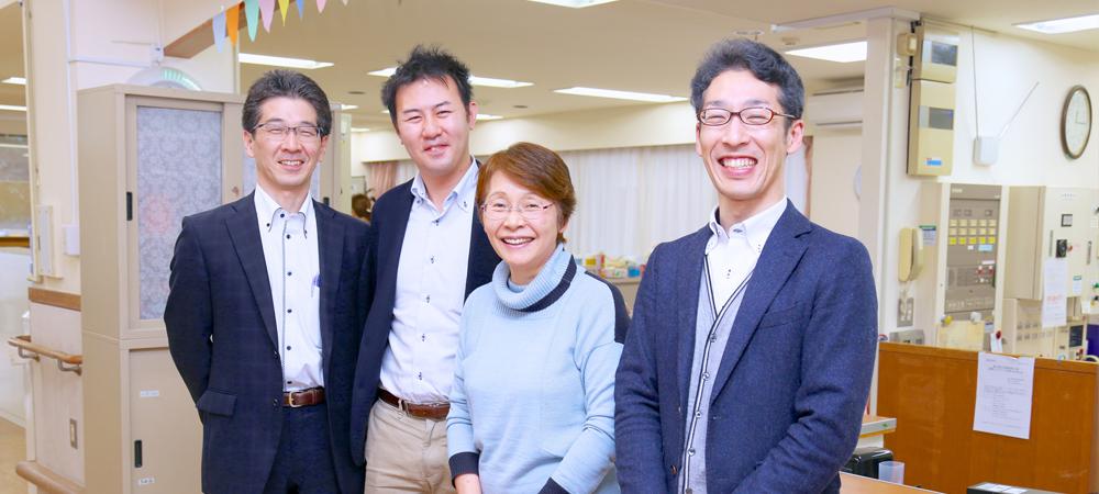 藤雪会又木さんと記念写真